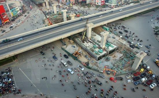 Ngày 10/1, dự kiến khánh thành hầm chui nút giao thông Thanh Xuân - Trung Hòa