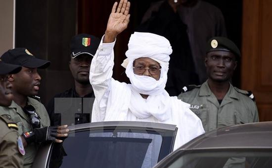 Cựu Tổng thống Chad Hissene Habre bị kết án chung thân