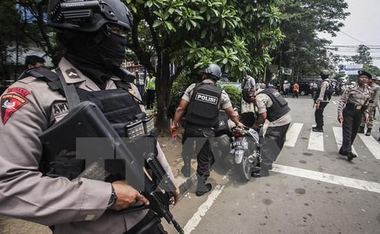 Indonesia: Đối tượng tình nghi là IS đâm bị thương 3 cảnh sát