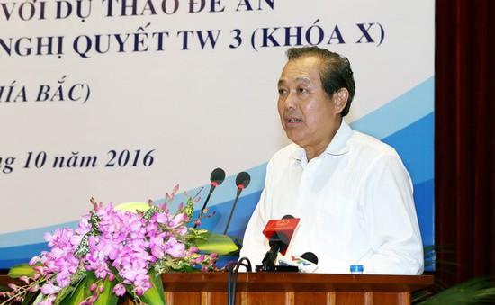 Tăng cường sự lãnh đạo của Đảng trong phòng chống tham nhũng