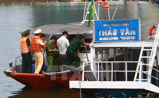 Bảo Việt tạm ứng bồi thường nạn nhân vụ chìm tàu trên sông Hàn