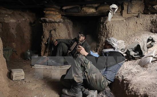 Nga, Mỹ điện đàm về thỏa thuận ngừng bắn tại Syria
