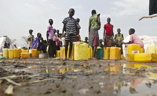 LHQ quan ngại trước làn sóng người chạy nạn khỏi Nam Sudan