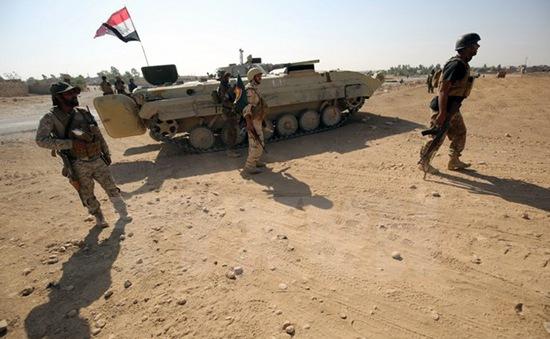 Lực lượng đặc nhiệm Iraq tiến vào Mosul