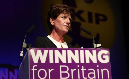 Chủ tịch đảng Độc lập Anh từ chức sau... 18 ngày nhậm chức