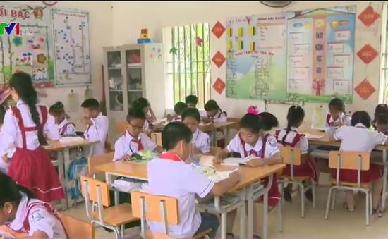 Nam Định nhân rộng mô hình tủ sách lớp học