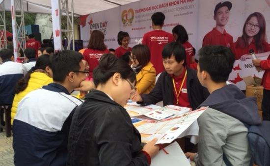 Ngày hội Tư vấn 2016: Công bố thông tin mới nhất về tuyển sinh ĐH, CĐ