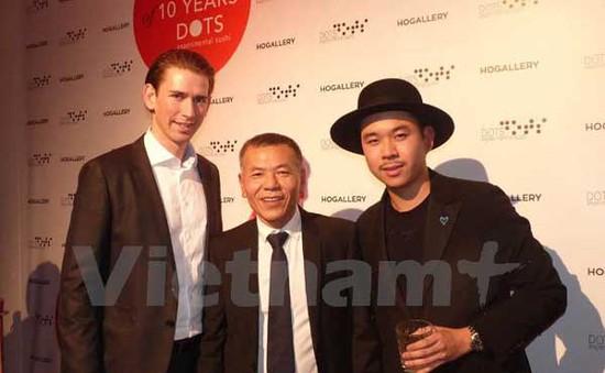 Một người Việt trẻ thành công trong lĩnh vực nhà hàng tại Cộng hòa Áo