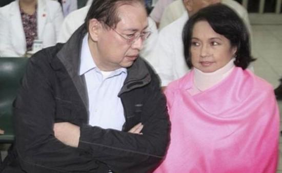 Cựu Tổng thống Philippines được thả tự do