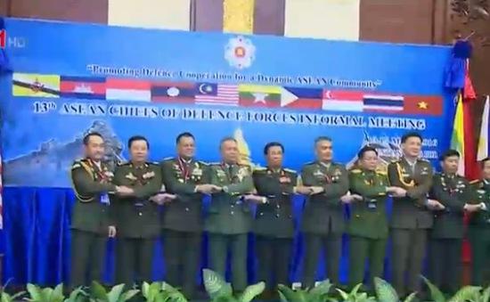 Khai mạc Hội nghị không chính thức Tư lệnh Quốc phòng ASEAN