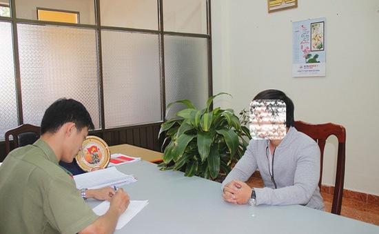 Tạm giữ đối tượng tung tin đồn bắt cóc trẻ em tại Lâm Đồng
