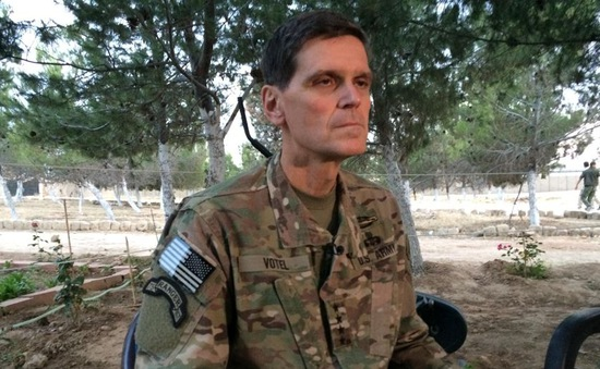 Tướng Mỹ bí mật thăm Thổ Nhĩ Kỳ