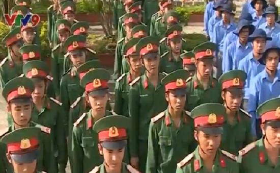 Lễ truy điệu và an táng hài cốt liệt sĩ quân TNVN tại chiến trường Campuchia