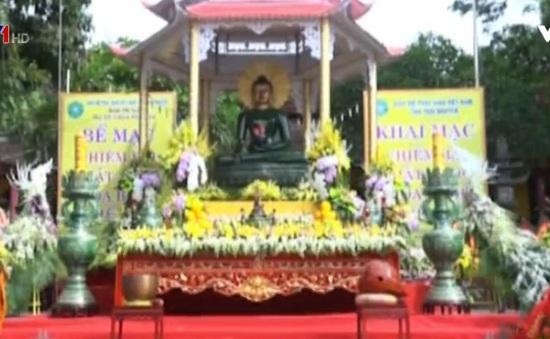 Đại lễ chiêm bái tượng Phật ngọc Hòa bình thế giới tại Thái Nguyên