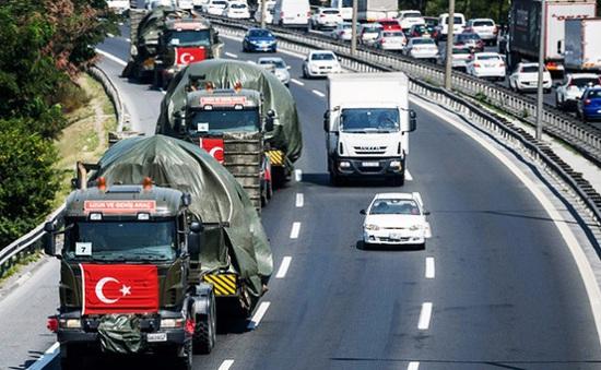 Thổ Nhĩ Kỳ di dời căn cứ quân sự để ngăn chặn đảo chính