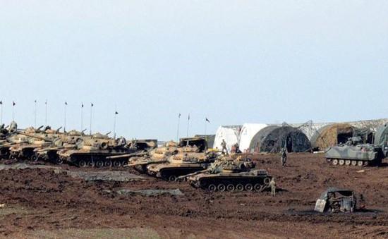 Syria lên án Thổ Nhĩ Kỳ nã pháo vào lãnh thổ nước này