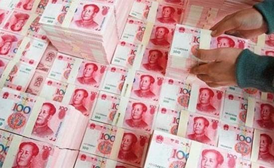 Trung Quốc tiếp tục hạ tỷ giá tham chiếu đồng Nhân dân tệ
