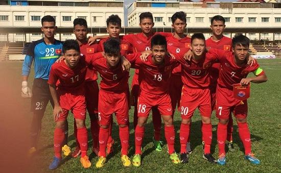 Ghi bàn phút 90+3, U16 Việt Nam hòa nghẹt thở 3-3 với Philippines