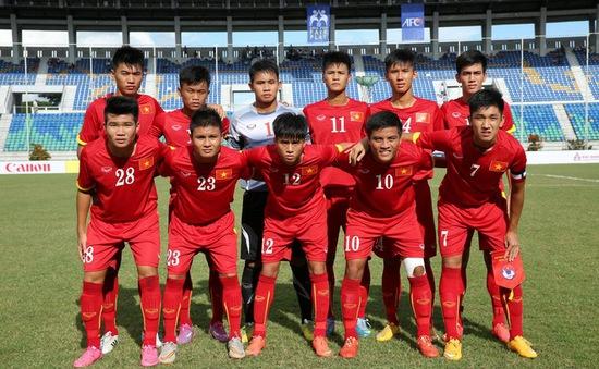 Lịch thi đấu của ĐT U19 Việt Nam tại giải U19 Đông Nam Á 2016