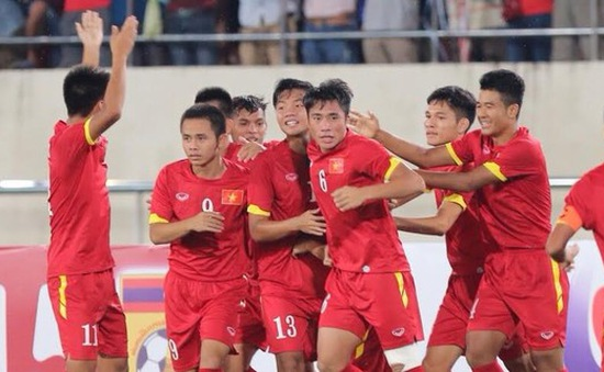 U19 Việt Nam đá giao hữu với U19 Trung Quốc trước giải U19 Đông Nam Á