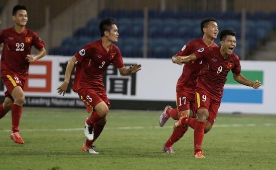 """Bộ trưởng Bộ VH-TT&DL thưởng """"nóng"""" U19 Việt Nam 100 triệu đồng"""