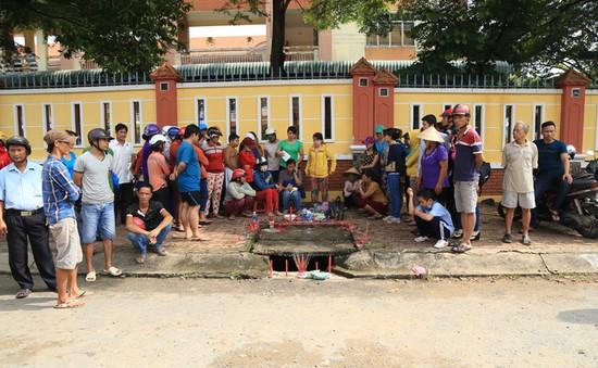 Công ty CP Đại Nam hỗ trợ 100 triệu đồng vụ bé trai bị nước cuốn vào cống