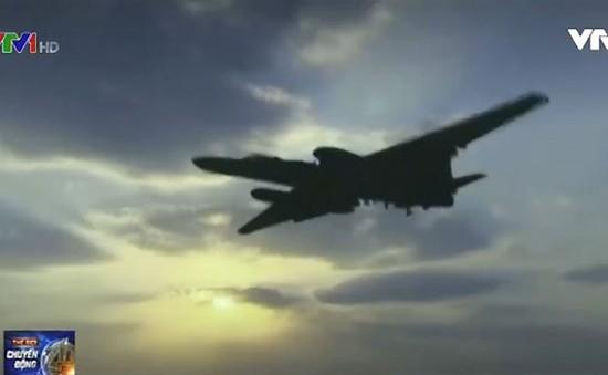 Siêu máy bay do thám U2 trong cuộc chiến chống lại IS