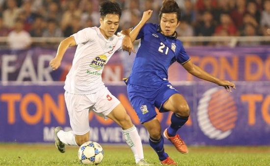 VIDEO U21 HAGL 0–1 U21 Thái Lan: Thi đấu dưới phong độ, U21 HAGL nhận thất bại ngày ra quân