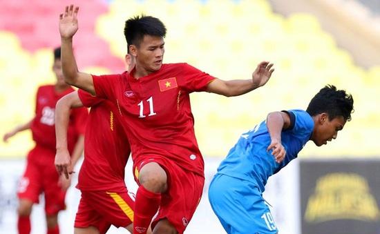 Highlight U21 Việt Nam 2-2 (5-4 pen) U21 Singapore