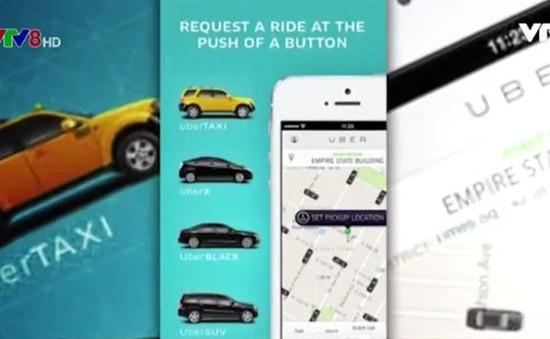 """Uber được """"bơm"""" 3,5 tỷ USD tiền mặt"""