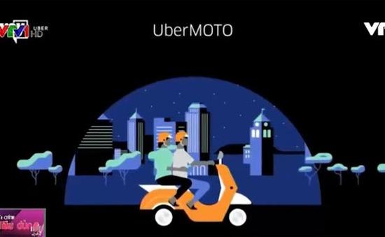 """Uber tạm ngừng cung cấp dịch vụ """"xe ôm"""" tại Thái Lan"""