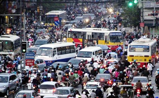 TP.HCM thiệt hại hơn 1 tỉ USD/năm vì ùn tắc giao thông