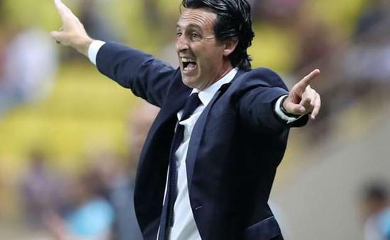PSG thua sấp mặt, HLV Emery vẫn nói cứng