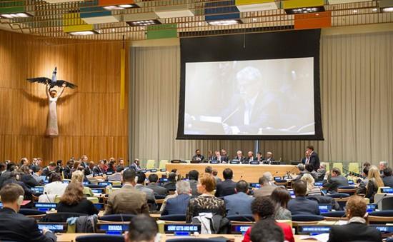 Lần đầu tiên tiến hành chất vấn ứng viên Tổng Thư ký Liên Hợp Quốc