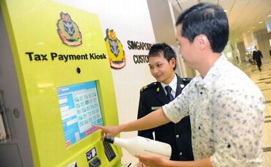 Customs@SG - Ứng dụng hỗ trợ khách du lịch đến Singapore