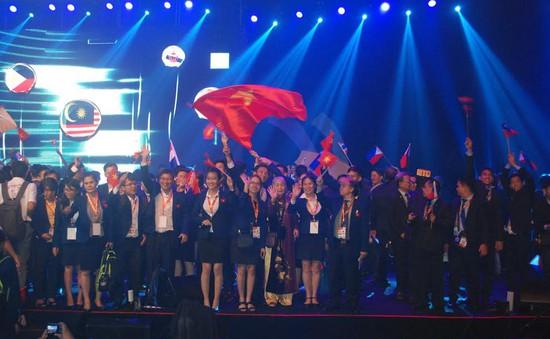 Lễ khai mạc Kỳ thi tay nghề ASEAN lần thứ XI ấn tượng và đặc sắc