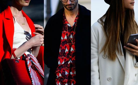 """Xu hướng áo khoác dáng dài """"thống lĩnh"""" đường phố Paris"""