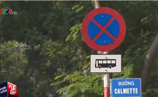 TP.HCM cấm xe từ 9 chỗ dừng, đỗ trên 1 số tuyến đường