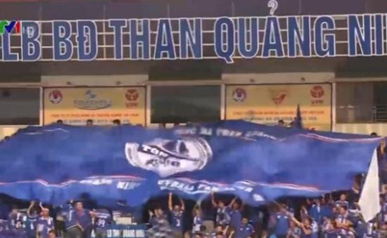 """V.League 2016: Sân Cẩm Phả hóa """"chảo lửa"""" ở vòng đầu tiên"""
