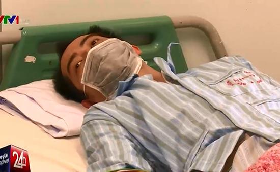 Bệnh nhân Hà Nội mắc viêm màng não mô cầu đã tỉnh táo trở lại