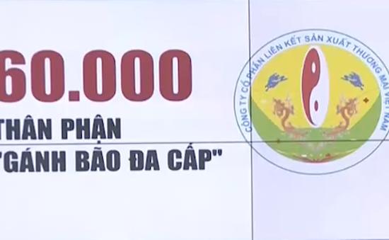 """""""Bão"""" đa cấp Liên kết Việt: Đằng sau nụ cười trừ và số phận của 60.000 con người"""
