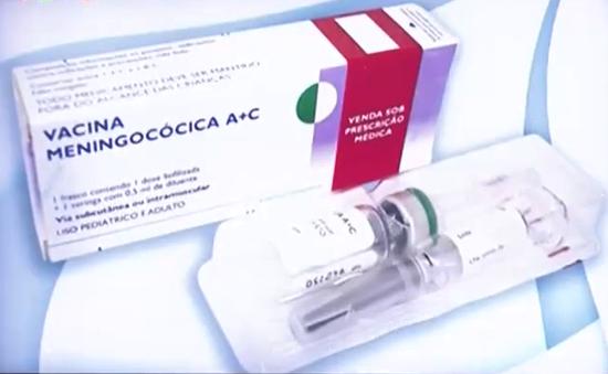TP.HCM khan hiếm vaccine phòng viêm não mô cầu