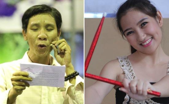 """Vietnam's Got Talent: """"Thánh nhạc chế"""" và hotgirl đánh trống tái xuất"""