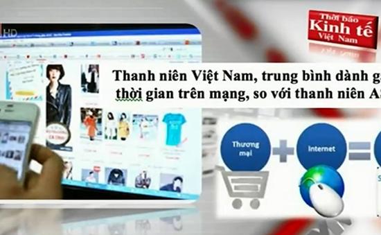 Thời gian thanh niên Việt trên internet gấp 3 lần trung bình ASEAN