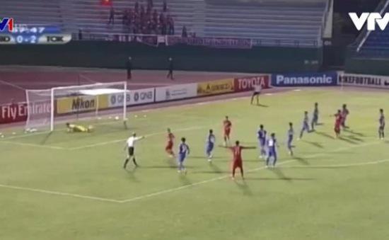 AFC Champions League: B.Bình Dương thua sát nút FC Tokyo