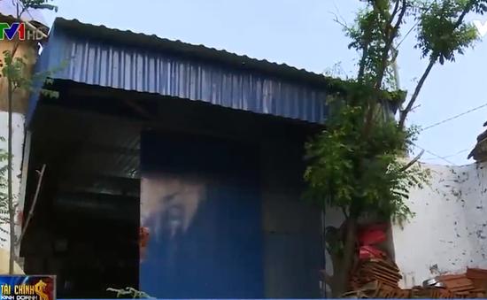 Nhiều hộ dân ở Nam Định tan cửa nát nhà vì vỡ hụi và tín dụng đen