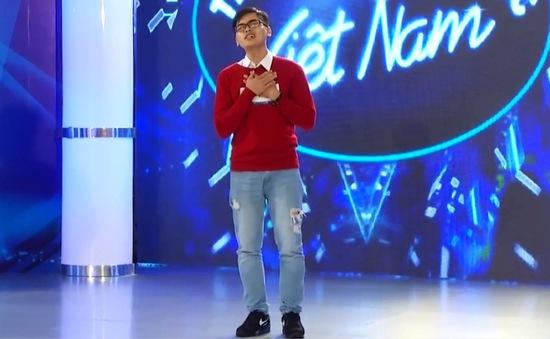 """Vietnam Idol: Thí sinh thổn thức """"đau vì tình"""" với bản hit Sau tất cả"""