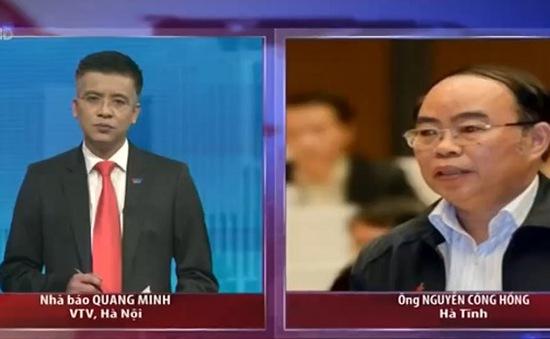 Phó Chủ nhiệm Ủy ban Tư pháp Quốc hội xin lỗi vì sai sót trong Bộ luật Hình sự