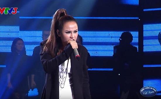 """Quán quân Sao mai """"phá"""" hit của Noo Phước Thịnh bằng phong cách Rock"""