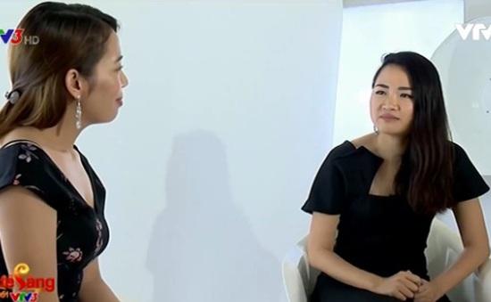 Café sáng với VTV3: Trò chuyện với GK Vietnam's Next Top Model 2016